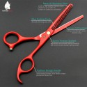 6.0 inch Hair Cutting Scissors Set